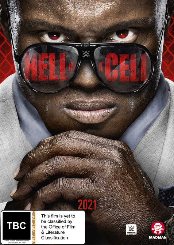 WWE: Hell In A Cell 2021 on DVD
