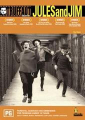 Jules And Jim on DVD
