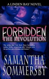 Forbidden: The Revolution by Samantha Sommersby image