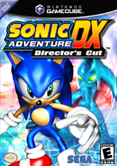 Sonic Adventure DX for GameCube
