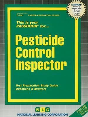 Pesticide Control Inspector