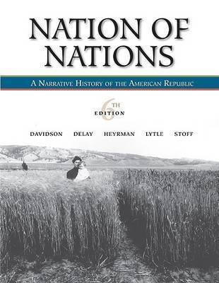 Nation of Nations: A Narrative History of the American Republic by Davidson