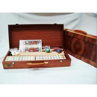 Dal Rossi Italy - Mahjong Set Wood Case