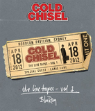 Cold Chisel The Live Tapes Vol. 1: Live At The Hordern Pavilion, April 18, 2012 on Blu-ray