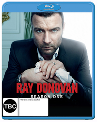 Ray Donovan - The Complete First Season on Blu-ray