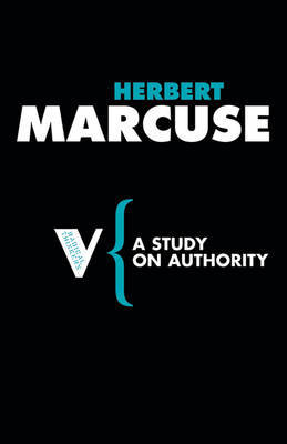 A Study on Authority by Herbert Marcuse