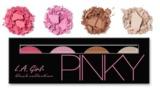 LA Girl Beauty Brick Blush - Pinky