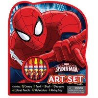 Marvel Spiderman Small Character Art Case