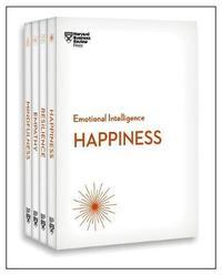 Harvard Business Review Emotional Intelligence Collection (4 Books) (HBR Emotional Intelligence Series) by Harvard Business Review