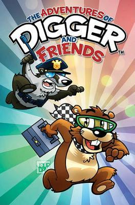 Digger and Friends by Jack Brigio