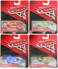 Cars 3: Diecast Singles Assortment