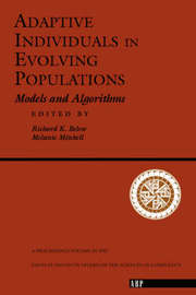 Adaptive Individuals In Evolving Populations by Melanie Mitchell