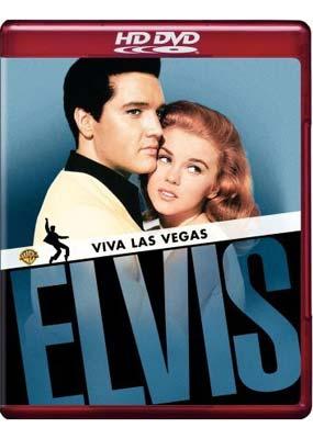 Viva Las Vegas on HD DVD image
