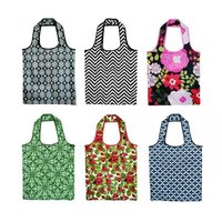 Sachi Shopping Bag - Assorted Design (CDU - 24)