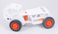 Moover OHO: White Mars Miner - Wooden Vehicle