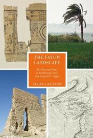 The Fayum Landscape by Claire Malleson
