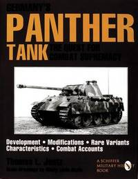 Germany's Panther Tank by Thomas L. Jentz image