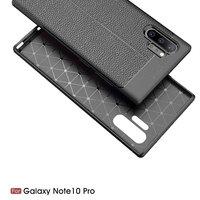 Ape Basics: Leather TPU Case for Samsung Note 10+