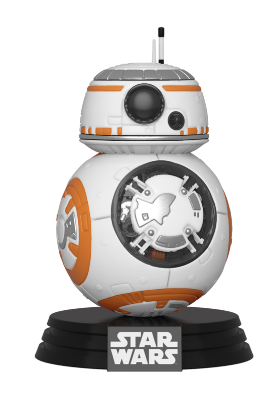 Star Wars: BB-8 (Ep.9) - Pop! Vinyl Figure