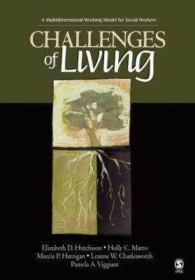 Challenges of Living by Elizabeth D. Hutchison image