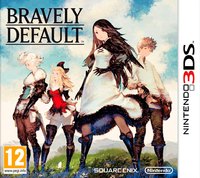 Bravely Default for Nintendo 3DS image