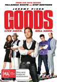 The Goods: Live Hard. Sell Hard DVD
