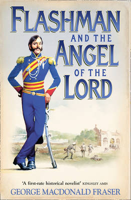 Flashman and the Angel of the Lord by George MacDonald Fraser image