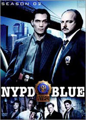 NYPD Blue - Season 2: Collector's Edition (6 Disc Box Set) on DVD