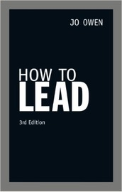 How to Lead by Jo Owen image