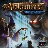 Alchemists: Kings Golem