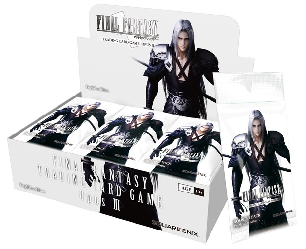 Final Fantasy: Trading Card Game - Opus III Booster Box