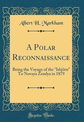 A Polar Reconnaissance by Albert H. Markham image
