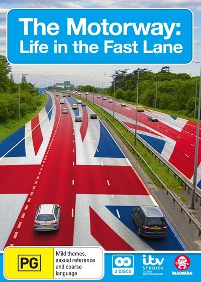 The Motorway: Life In The Fast Lane on DVD image