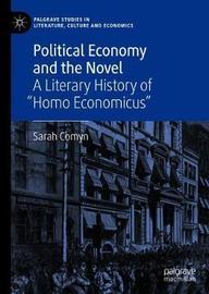 Political Economy and the Novel by Sarah Comyn