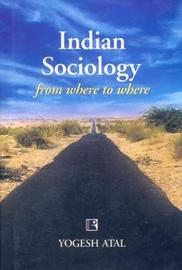 Indian Sociology from Where to Where by Yogesh Atal image