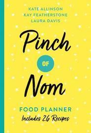 Pinch of Nom Food Planner by Pinch of Nom