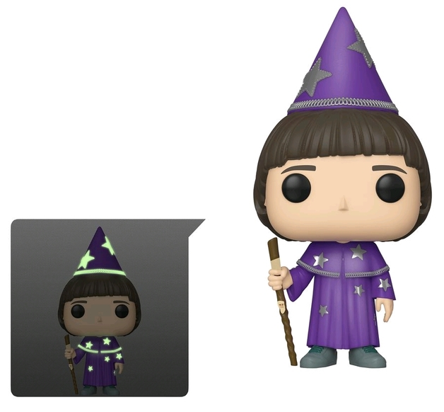 Stranger Things S3: Will the Wise (Glow) - Pop Vinyl Figure
