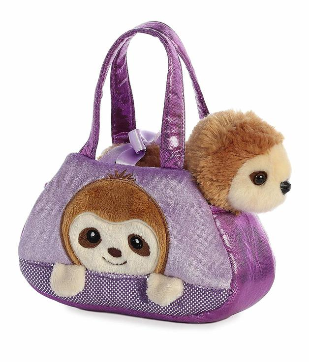 Aurora: Peek-A-Boo-Sloth - Fancy Pals Set