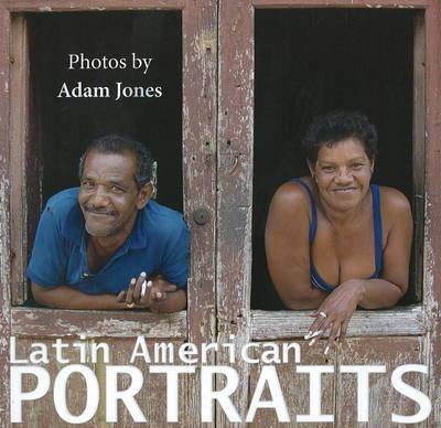 Latin American Portraits by Adam Jones image