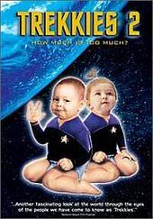 Trekkies 2 on DVD