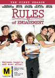 Rules of Engagement - The Complete First Season DVD