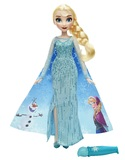Disney Frozen: Magical Story Cape - Elsa Doll