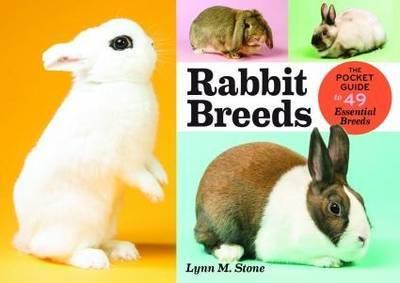 Rabbit Breeds by Lynn M Stone