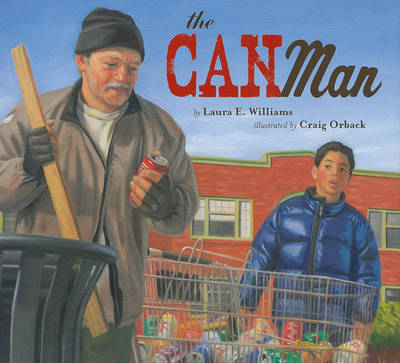 The Can Man by Laura E Williams image