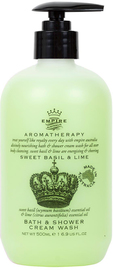 Empire Royal Collection Body Wash - Basil & Lime (500ml)