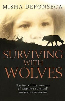 Surviving With Wolves by Misha Defonseca image