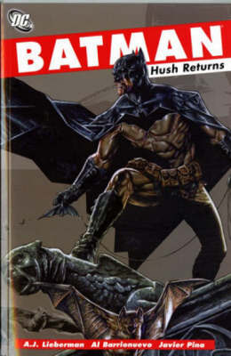 Batman by A.J. Lieberman