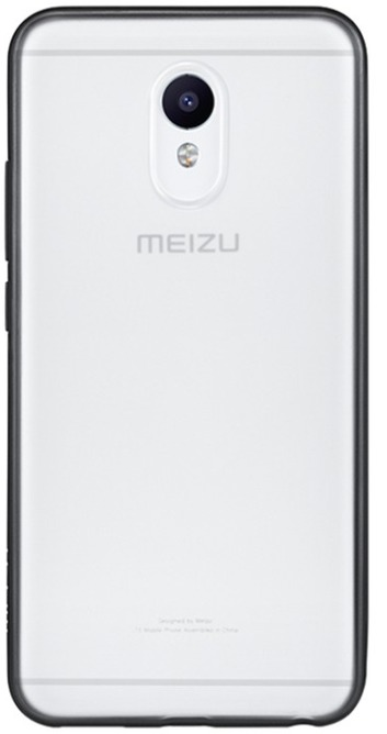MEIZU M5s TPU Case Black image