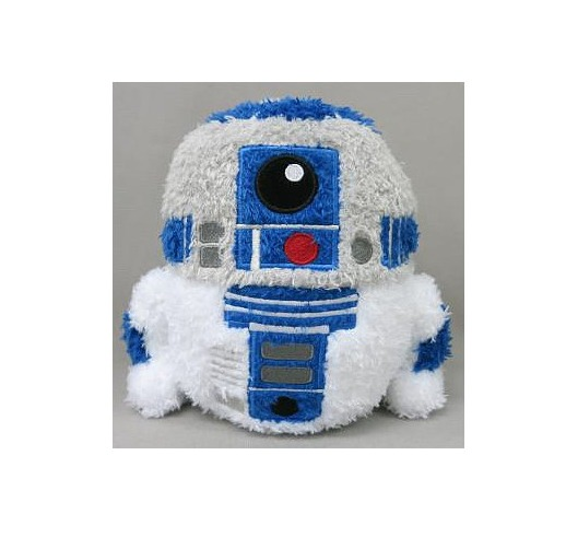 Star Wars: Poff Moff Plush - R2-D2