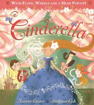 Cinderella by Harriet Castor image
